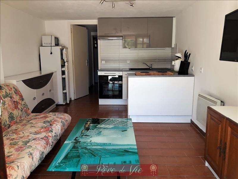 Sale apartment Bormes les mimosas 95000€ - Picture 2