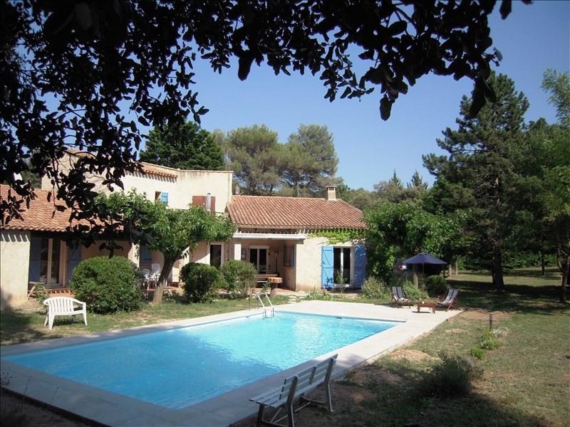 Verkoop  huis Peyrolles en provence 525000€ - Foto 1