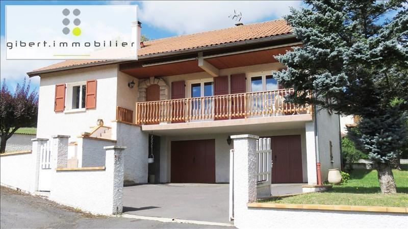 Sale house / villa Coubon 199000€ - Picture 1