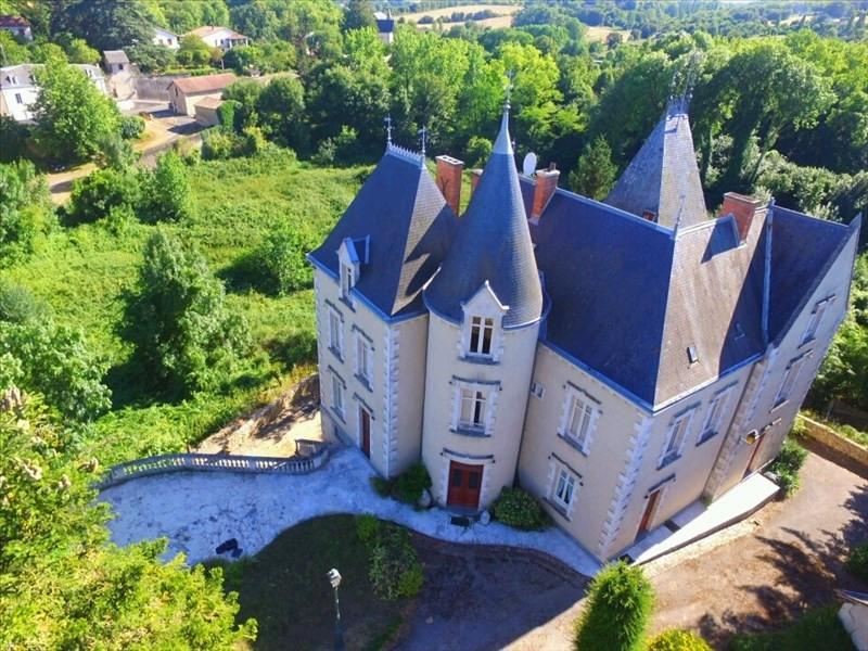 Vente maison / villa Airvault 440000€ - Photo 1