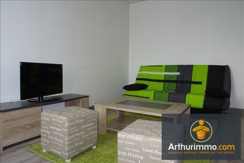 Rental apartment St brieuc 510€ CC - Picture 1