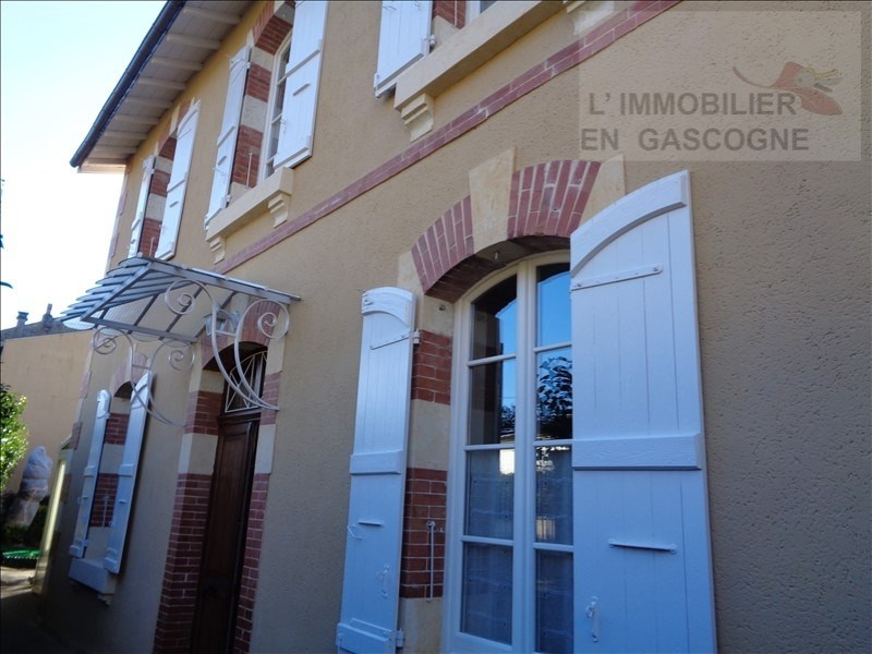 Verkoop  huis Auch 358000€ - Foto 1