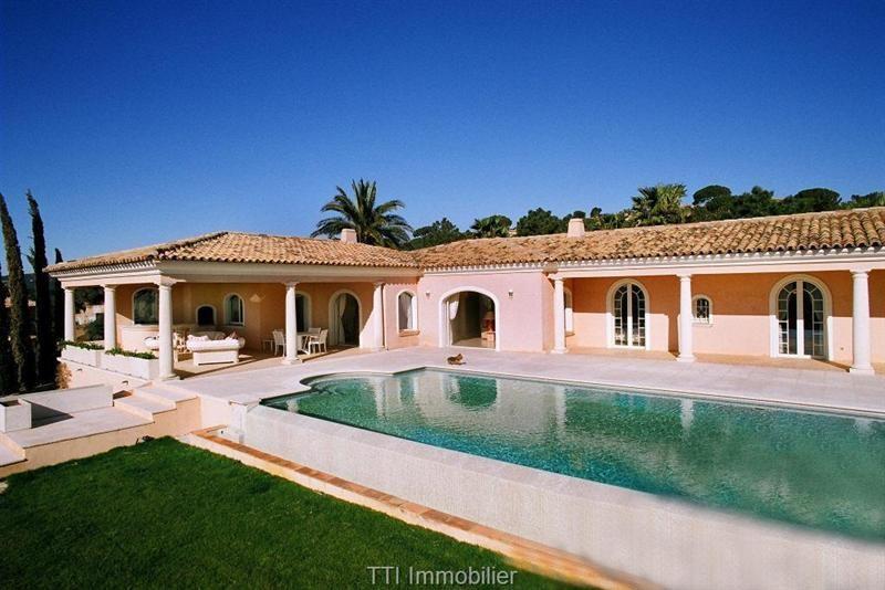 Deluxe sale house / villa Sainte maxime 2680000€ - Picture 1