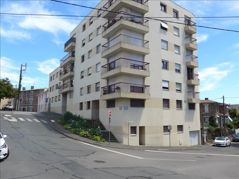 Vente appartement La roche sur yon 55 000€ - Photo 1