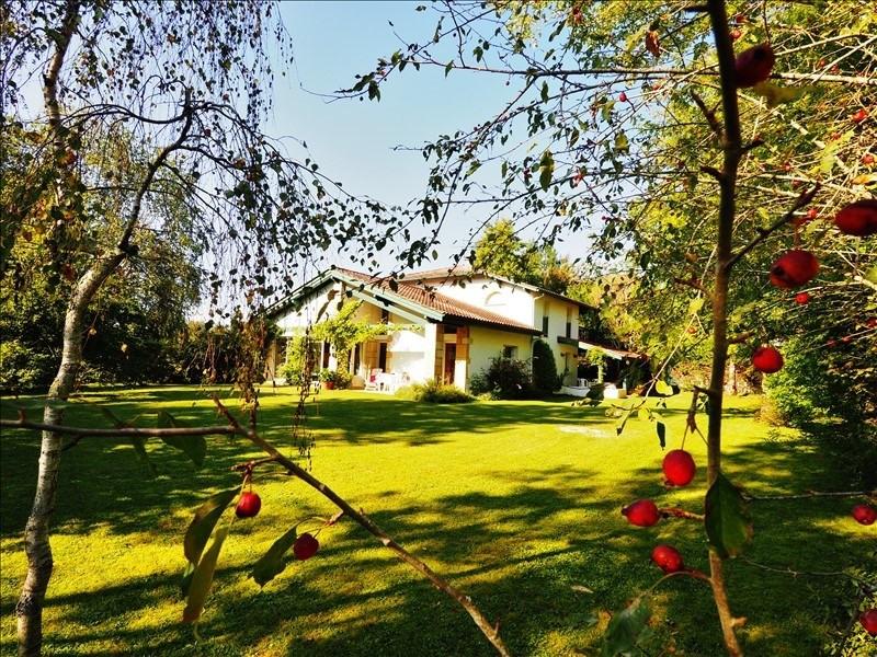 Venta de prestigio  casa St jean de luz 826800€ - Fotografía 2