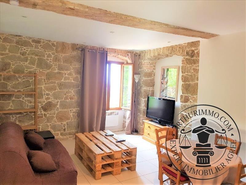 Vente appartement Calcatoggio 135000€ - Photo 1