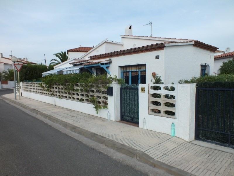 Alquiler vacaciones  casa Roses 1056€ - Fotografía 1