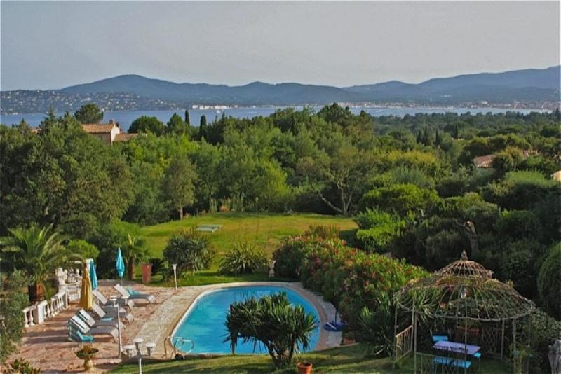 Deluxe sale house / villa Grimaud 3150000€ - Picture 1