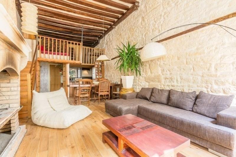 Vente de prestige appartement Paris 6ème 980000€ - Photo 2