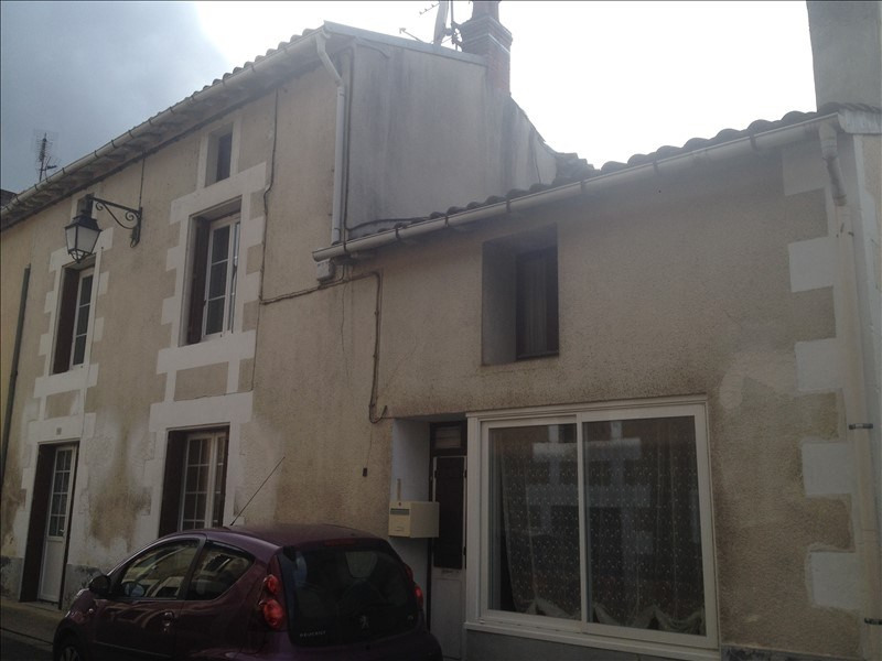 Vente maison / villa Liguge 76 000€ - Photo 1