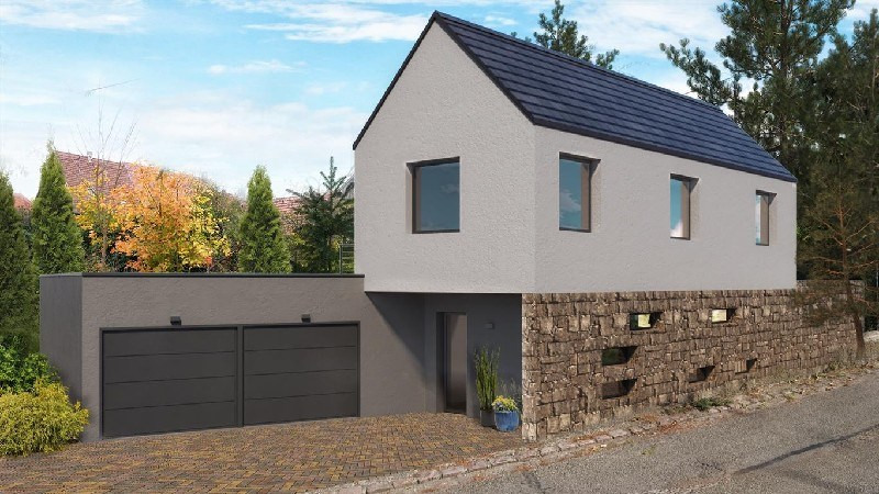 Sale house / villa Herrlisheim pres colmar 366000€ - Picture 2