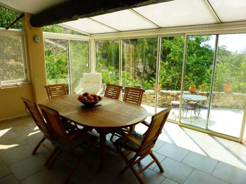 Vente maison / villa Aurons 485000€ - Photo 2