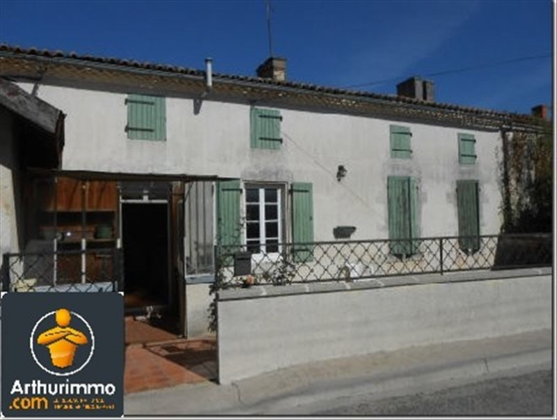 Sale house / villa St pierre de juillers 54 500€ - Picture 1