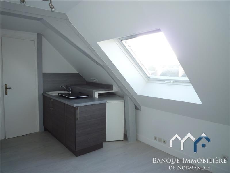 Vente appartement Caen 140800€ - Photo 2