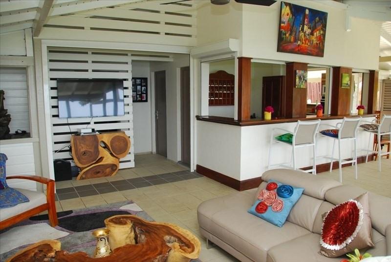 Venta de prestigio  casa Deshaies 895000€ - Fotografía 3