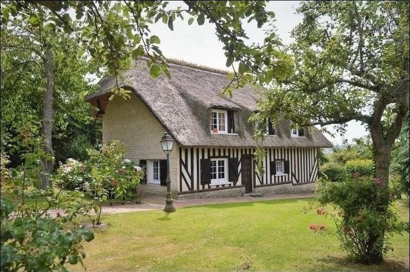 Vente maison / villa Deauville 420000€ - Photo 1