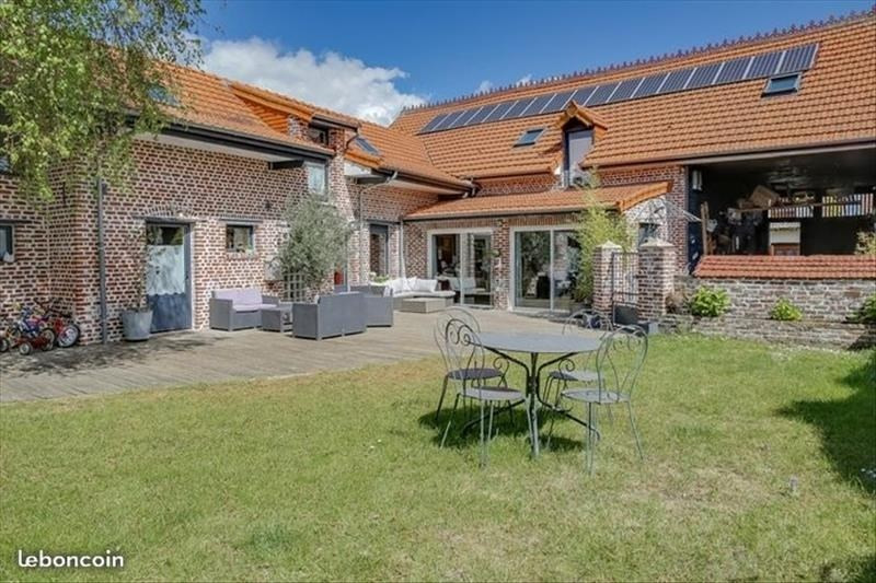 Vente maison / villa Festubert 415 000€ - Photo 1