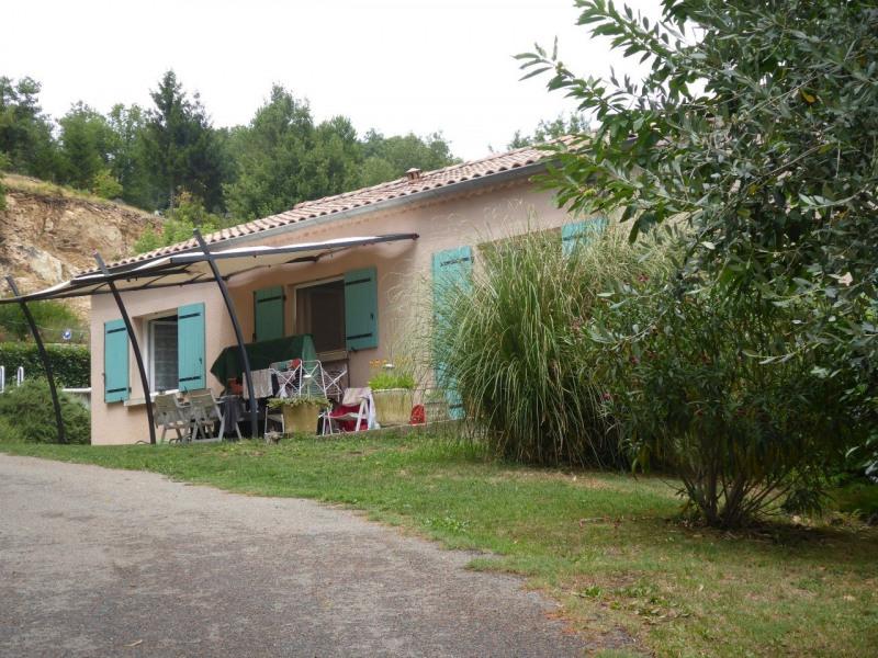 Vente de prestige maison / villa Mercuer 219000€ - Photo 1