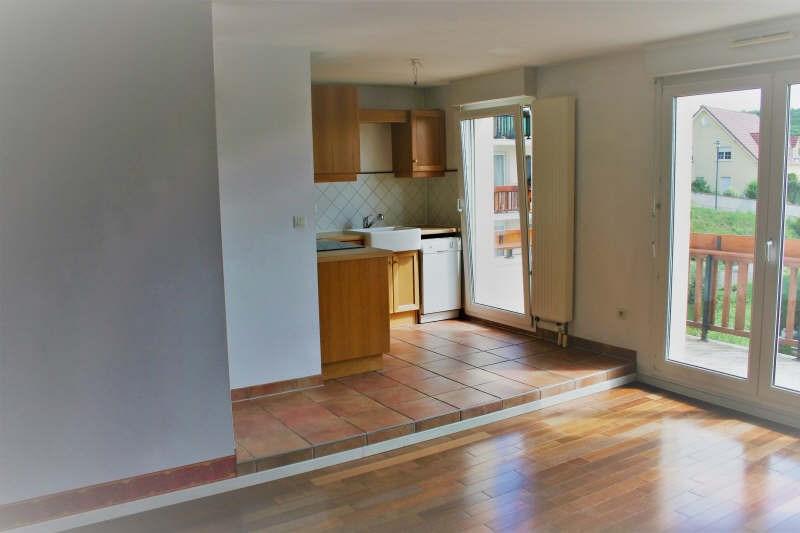 Vente appartement Soultz les bains 149000€ - Photo 4