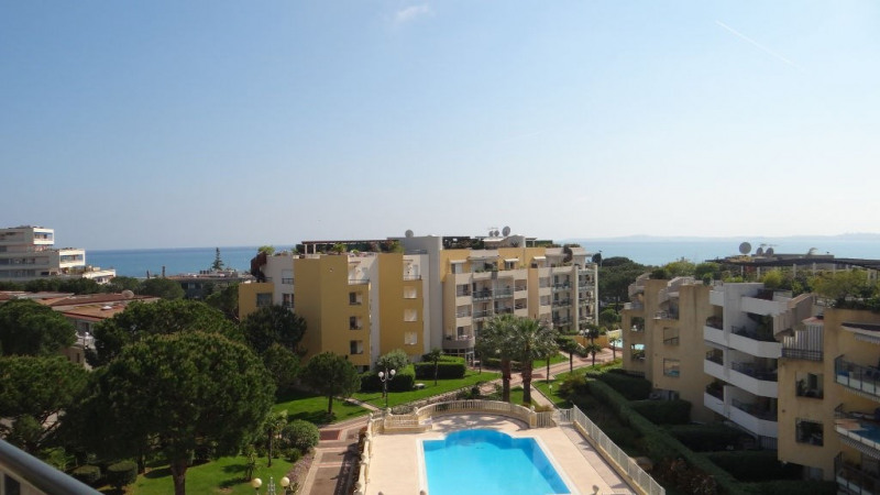 Life annuity apartment Cagnes sur mer 461 500€ - Picture 2