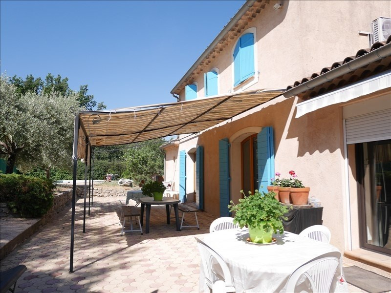 Sale house / villa Fuveau 546 000€ - Picture 1