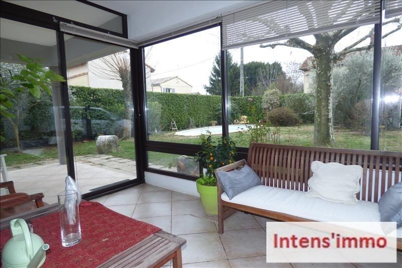 Vente maison / villa Romans sur isere 384000€ - Photo 7
