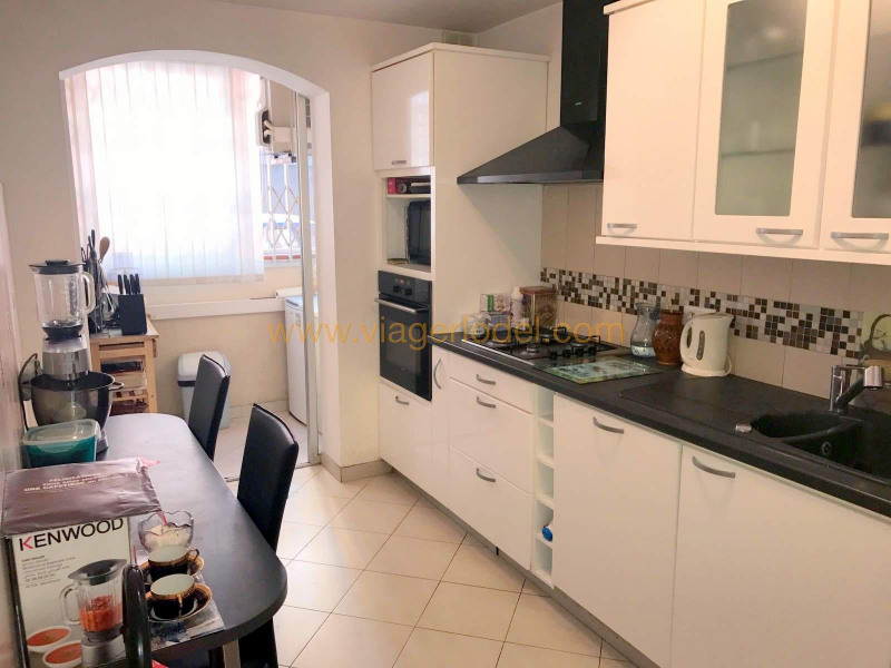 Viager appartement Nice 82 500€ - Photo 2
