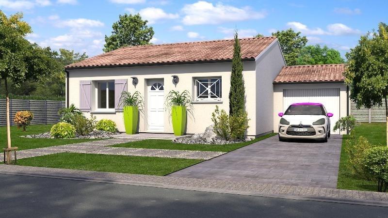 Maison  4 pièces + Terrain 839 m² Bergerac par SIC HABITAT