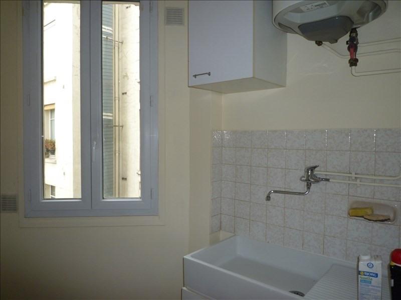 Rental apartment Paris 15ème 980€ CC - Picture 4