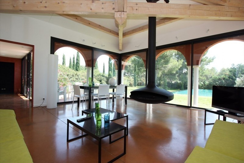 Deluxe sale house / villa Ventabren 750000€ - Picture 3