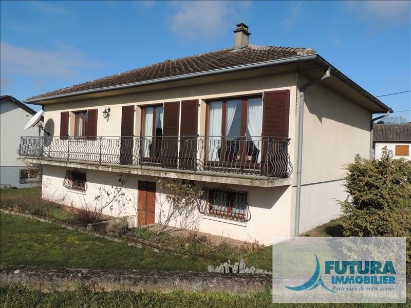 Sale house / villa Morhange 157000€ - Picture 2