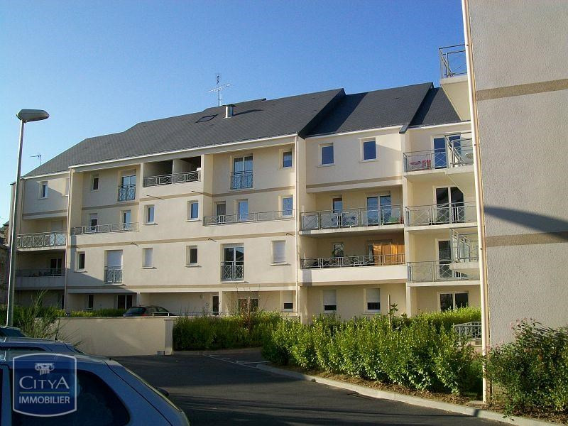 Produit d'investissement appartement Fougeres 49 500€ - Photo 1