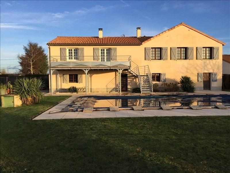 Vente maison / villa La villedieu du clain 294000€ -  1