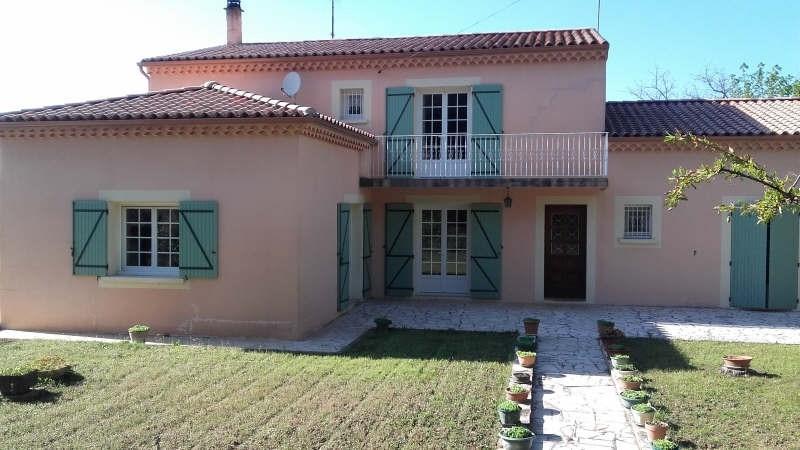 Sale house / villa St paulet de caisson 349000€ - Picture 1