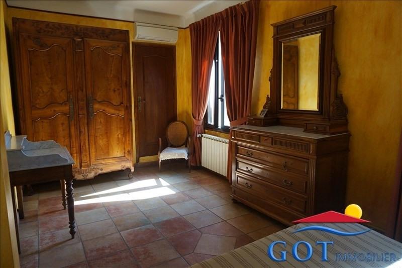 Revenda residencial de prestígio casa Bompas 555000€ - Fotografia 15