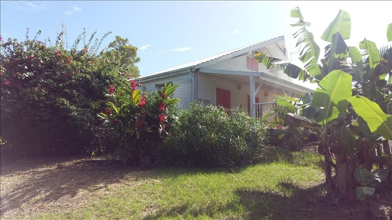 Vente maison / villa Ste anne 255000€ - Photo 1