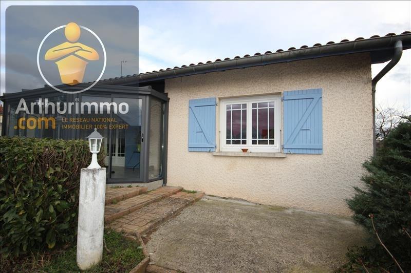 Vente maison / villa St galmier 215000€ - Photo 1