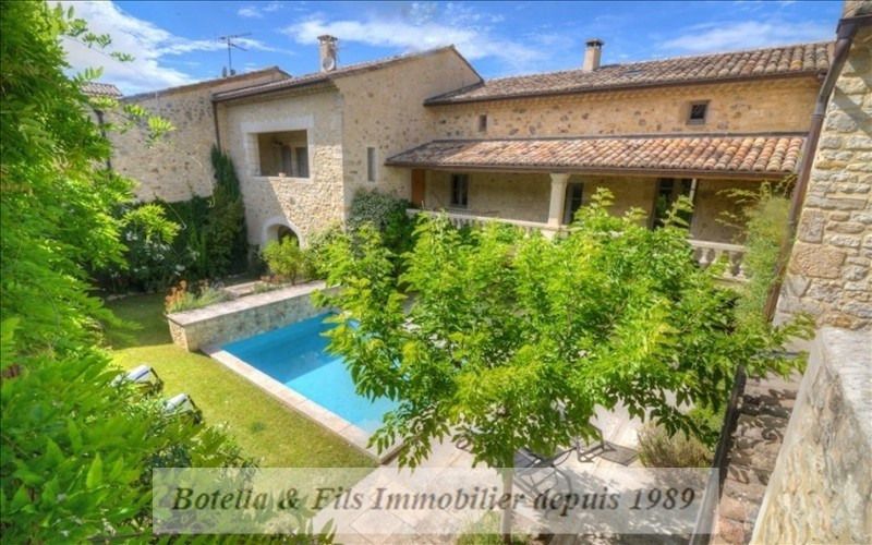 Deluxe sale house / villa Uzes 1 280 000€ - Picture 13