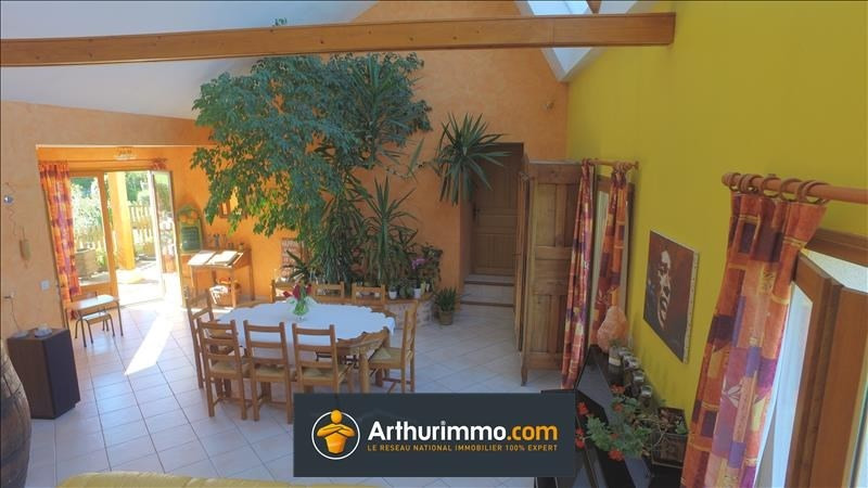Vente maison / villa Morestel 480 000€ - Photo 4