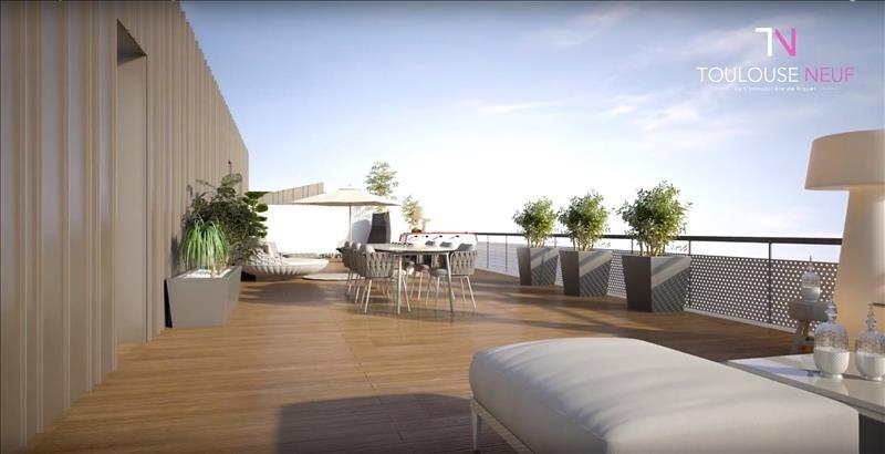 Vente appartement Toulouse 409900€ - Photo 2