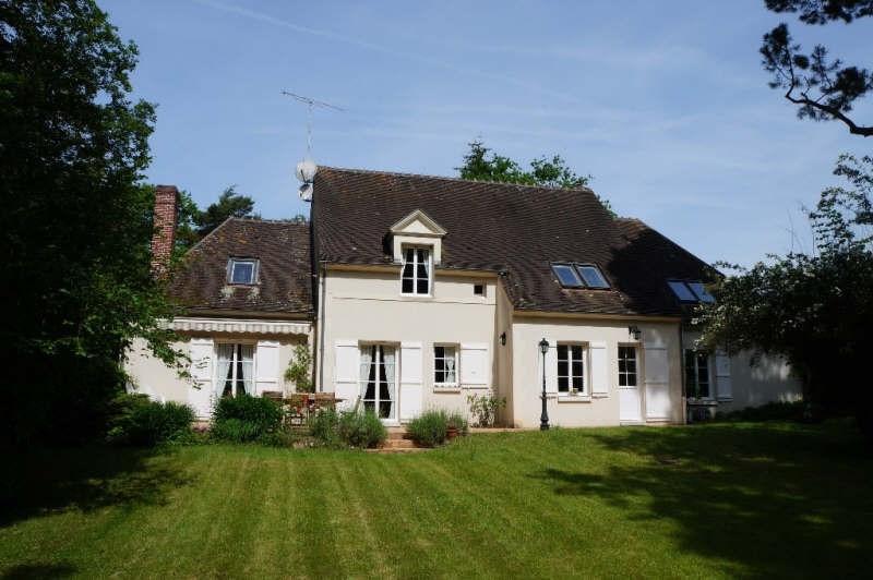 Deluxe sale house / villa Lamorlaye 609000€ - Picture 2