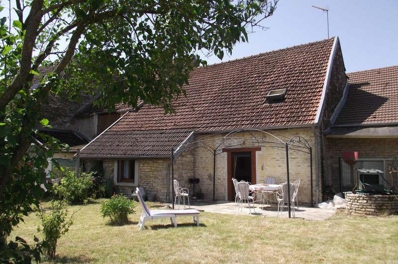 Vente maison / villa Secteur montigny s/aube 75000€ - Photo 1