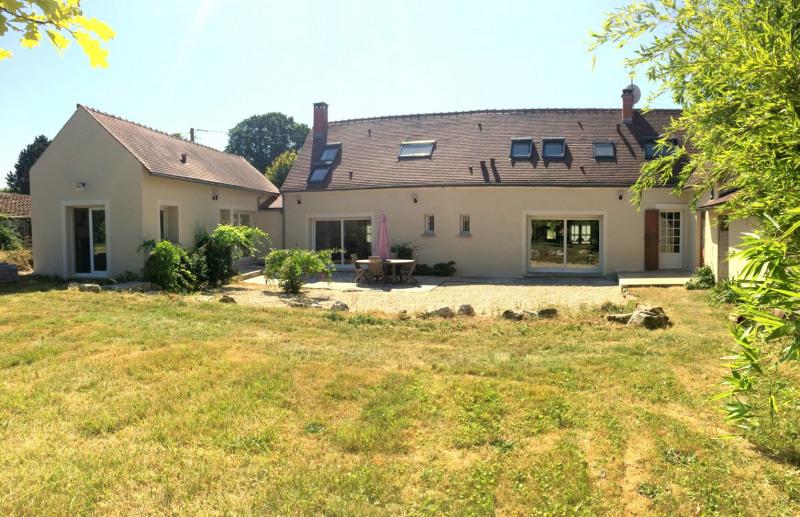 Vendita casa Abondant 472500€ - Fotografia 1