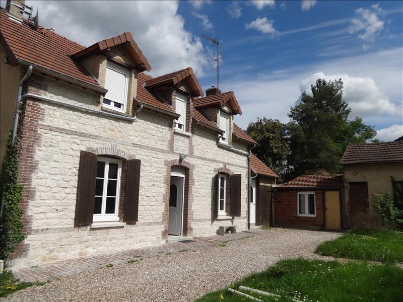 Rental house / villa St marcel 875€ CC - Picture 1