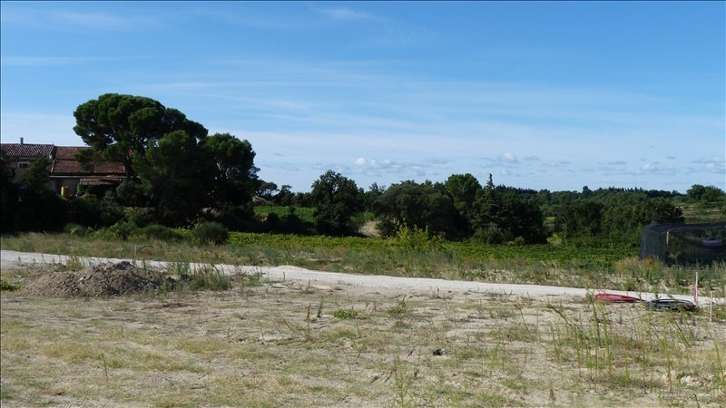 Sale site Vacqueyras 150 000€ - Picture 2