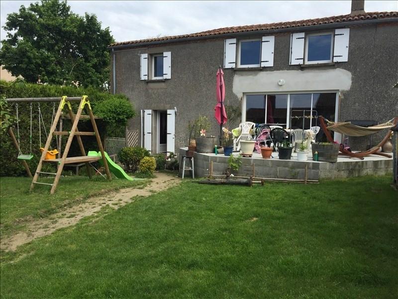Vente maison / villa Le fief sauvin 99800€ - Photo 3