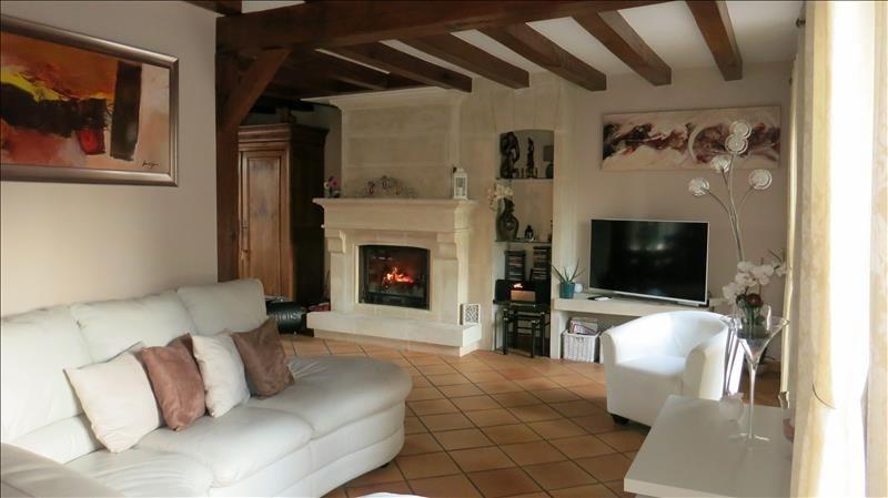 Sale house / villa Boutigny 462000€ - Picture 2