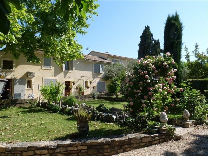 Verkoop van prestige  huis Loriol du comtat 850000€ - Foto 1