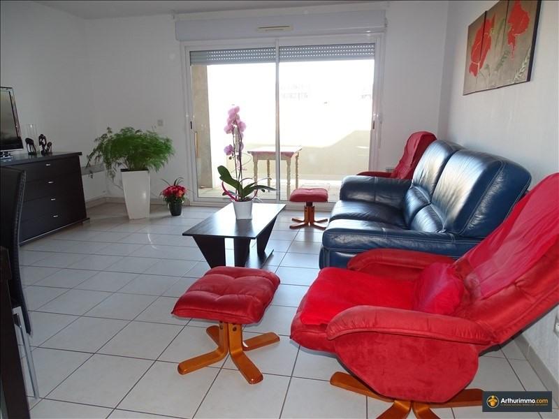 Vente appartement Sete 143000€ - Photo 1