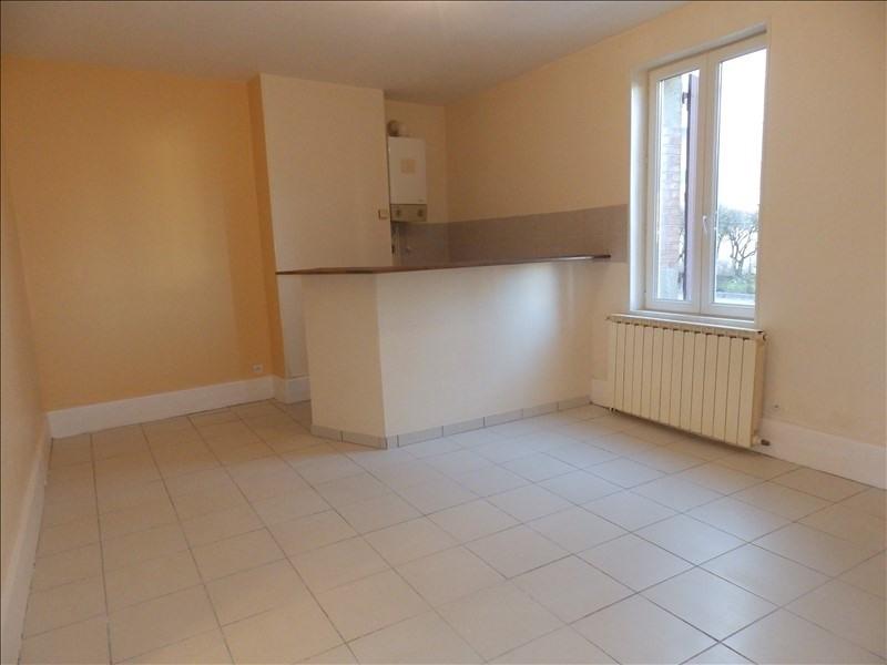 Rental apartment Moulins 350€ CC - Picture 1